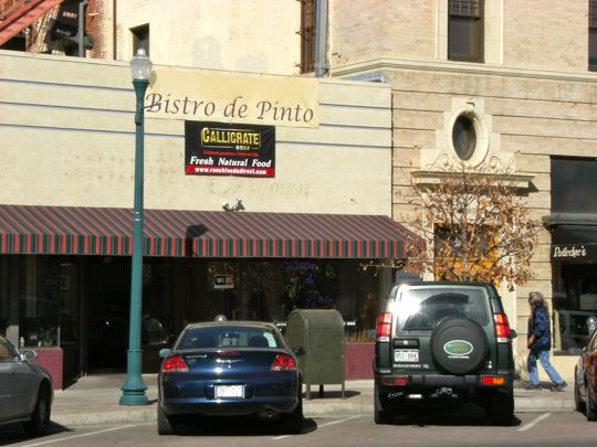 Bistro de Pinto in Colorado Springs, Colorado