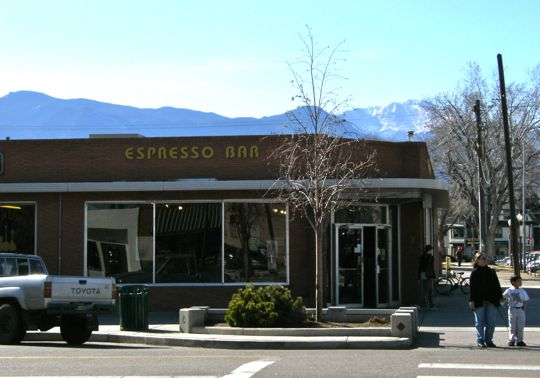 Boulder Street Coffee Roasters in Colorado Springs, Colorado