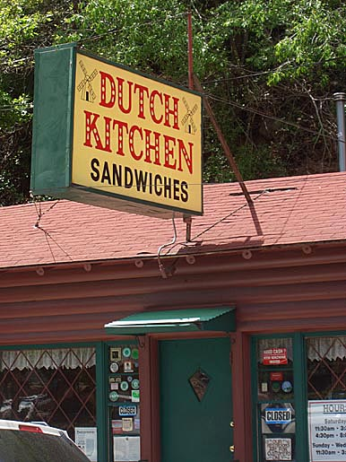 Dutch Kitchen in Manitou Springs, Colorado