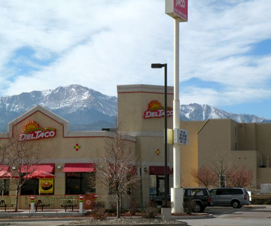 Del Taco In Colorado Springs Co Photo Location Visitor Reviews