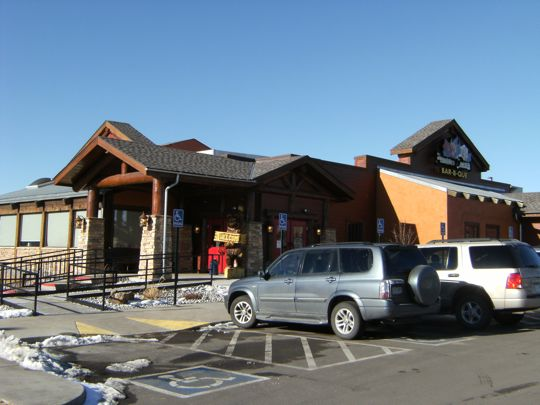 Famous Dave's in Colorado Springs, Colorado