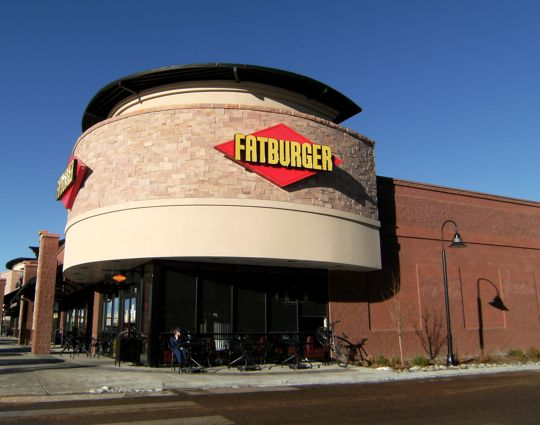 Fatburger in Colorado Springs, Colorado