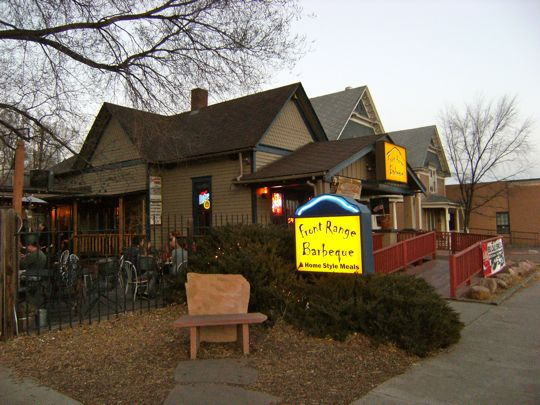 Front Range BBQ in Colorado Springs, Colorado