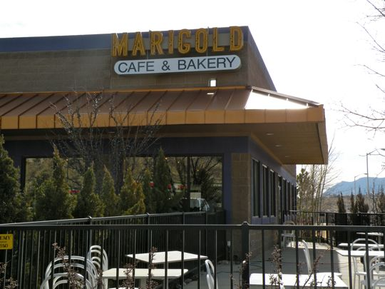 Marigold Cafe Bakery Colorado Springs