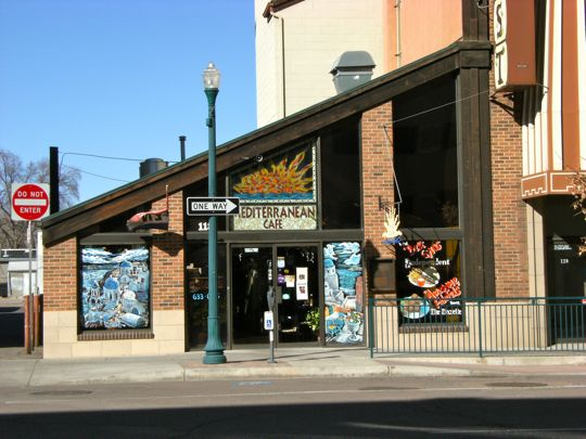 Mediterranean Café in Colorado Springs, Colorado