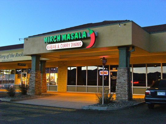 Mirch Masala in Colorado Springs, Colorado