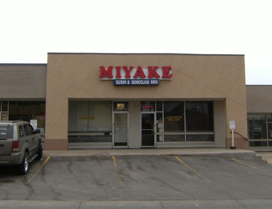 Miyake Restaurant in Colorado Springs, Colorado
