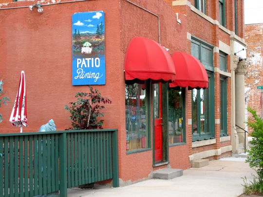 Paravicini's Italian Bistro in Colorado Springs, Colorado