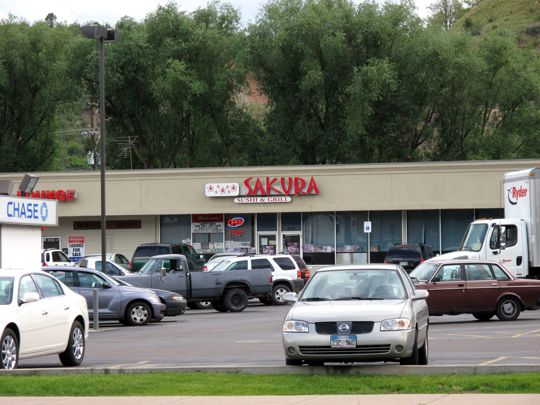 Sakura Sushi & Grill in Colorado Springs, Colorado