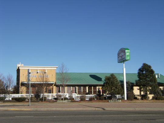 Saltgrass Steak House in Colorado Springs, Colorado