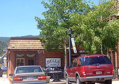 Bella Panini in Palmer Lake, Colorado