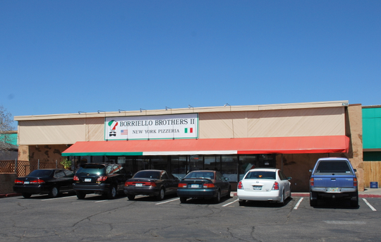Borriello Brothers Pizza (northeast location) in Colorado Springs, Colorado