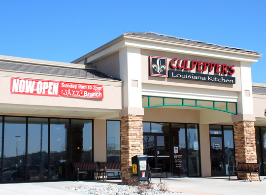 Culpepper's Louisiana Kitchen in Colorado Springs, Colorado