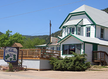 O'Malley's Steak Pub in Palmer Lake, Colorado