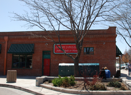 Louie's Pizza (downtown) in Colorado Springs, Colorado