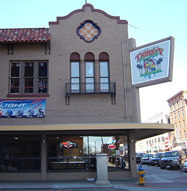 The Thirsty Parrot in Colorado Springs, Colorado